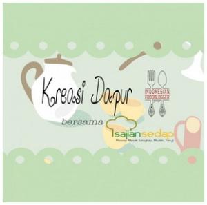 indonesian food blogger challange kreasi dapur bersama sajian sedap